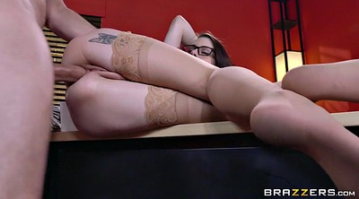 Office anal, Worker