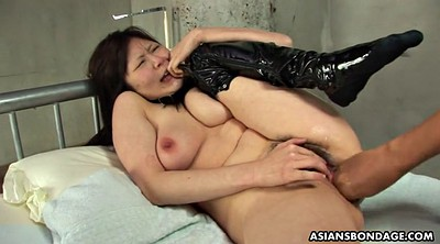Big nipple, Boots, Japanese cock, Asian boots