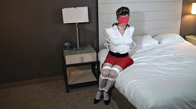 Crossdress, Sandra, Crossdresser bondage