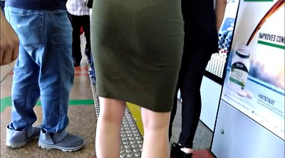 Skirt, Sg, Tight skirt