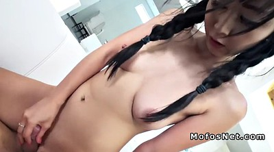 Student anal, Asian student