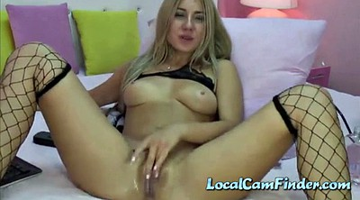 Webcam, Blonde solo