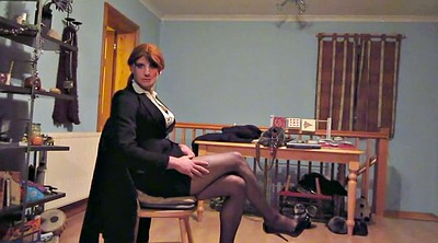 Nylon, Skirt, Suit, Vintage gay