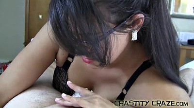 Chastity, Lock, Femdom chastity, Penny, Barber, Penny barber