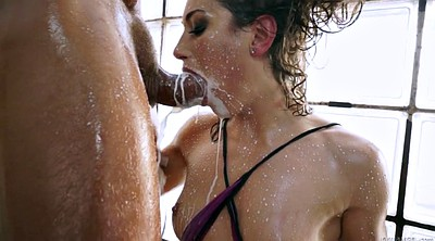 Julia, Milking tits