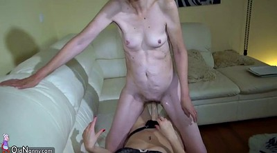 Mature lesbian, Teen lesbians, Old and young, Old young lesbian