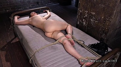 Caning, Hogtied