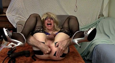 Train, Sissy training, Ass to mouth
