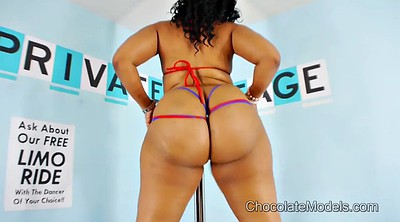 Big ass, Solo ebony