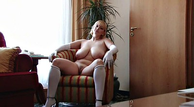 Sophie, Mature stocking, Gloves