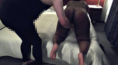 Spank, Full, Ebony bbw, Ebony spanking, Black ass