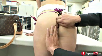 Interview, Job interview, Asian orgasm, Asian office, Asian casting, Riding orgasm