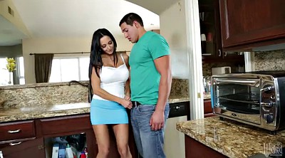 Ava addams, Rough, Big tit, Addams