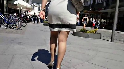 Nylon, Mature upskirt