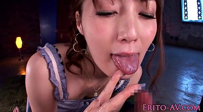 Cum in mouth, Mouth, Japanese love, Cum in mouth japanese