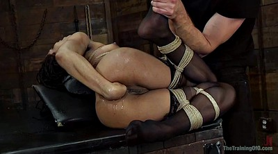Fisting, Huge black, Bdsm anal