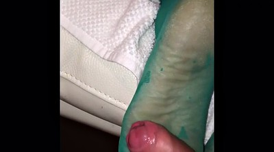 Foot, Nylon, Foot job, Nylon foot