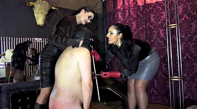 Caning, Victoria, Caned