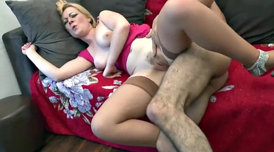 Mom anal, Old mom