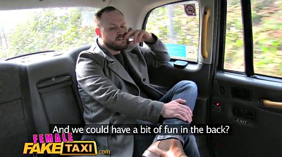 Fake taxi, Lucky, Fuck taxi, Fake tits