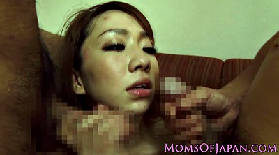 Japanese threesome, Facial, Japanese m, Nippon