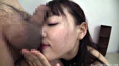Wet, Asian handjob
