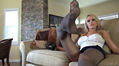 Pantyhose foot, Leggings