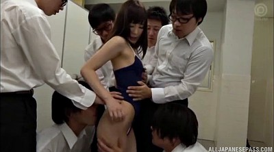 Multiple, Gangbang asian