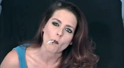 Smoking, Smoking milf