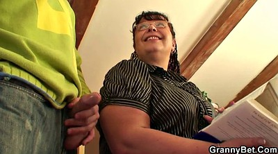 Old, Fat, Play, Bbw granny, Pick up granny, Fat old
