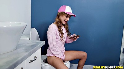 Toilet, Phone, Lilly