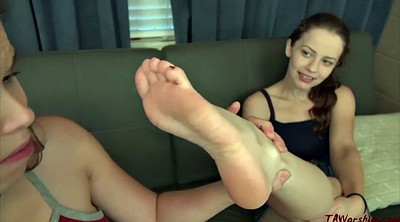 Blackmail, Lesbian feet, Blackmailed, Sister lesbian, Lesbian sister, Sister blackmail