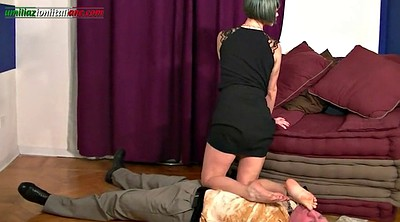 Facesitting, Trampling, Trample, Facesit