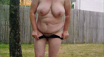 Nude, Outside, Outdoor mature