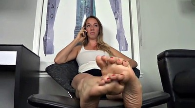Fetish, Big feet