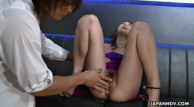Japanese group, Japanese ride, Doggy, Hairy creampie, Japanese orgy