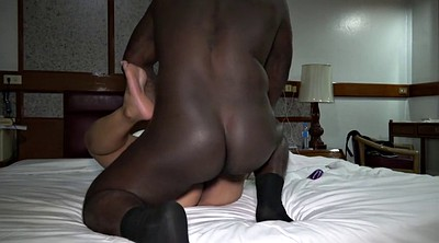 Interracial, Black asian, Asian blowjob