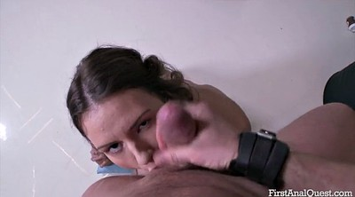 Virgin first, Young anal