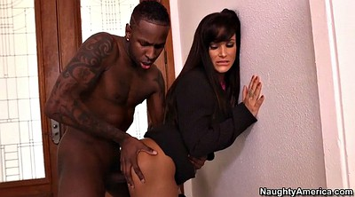 Anne, Lisa ann, Big black cock