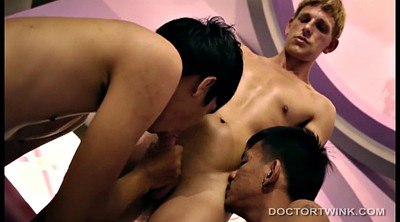 Twinks, Threesome massage, Twink ass, Oiled ass, Massage interracial, Interracial massage
