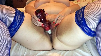Stocking masturbation, Bbw wife, Stock, Bbw amateur