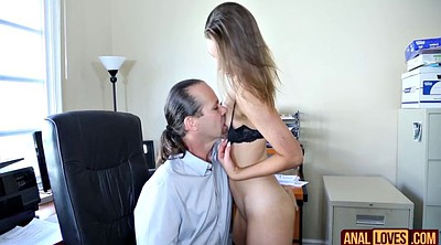 Missionary, Ball anal, Teen creampie, Big tits anal