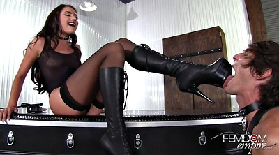 Boots, Boot fetish, Worship