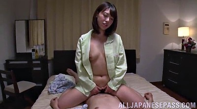Asian orgasm, While