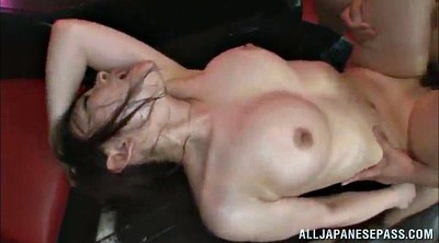 Japanese big, Asian gangbang, Japanese big tits