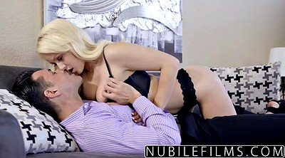 Daddy, Kylie page, Step dad, Nubilefilms, Kylie