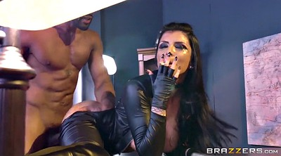Romi rain, Gloves, Ebony busty