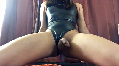 Crossdresser, Dildo ride