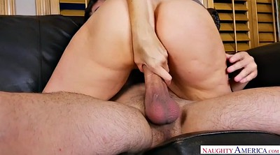 Julia ann, Julia, Ann, Son fuck, Chubby riding
