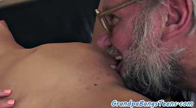 Young creampie, Teen old